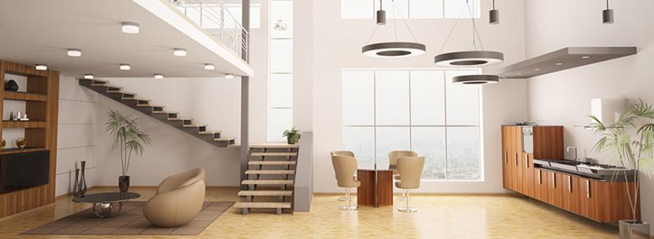 Progetti di arredo micol dall 39 aglio md interiors showroom for Arredamento interni case