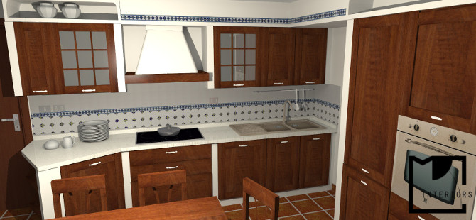 Beautiful Progettare Cucina In Muratura Pictures - Ideas & Design ...