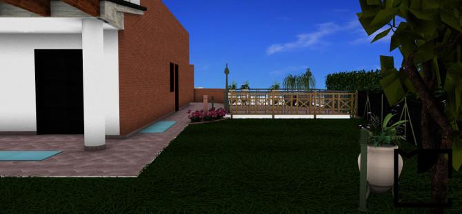 progetto garden
