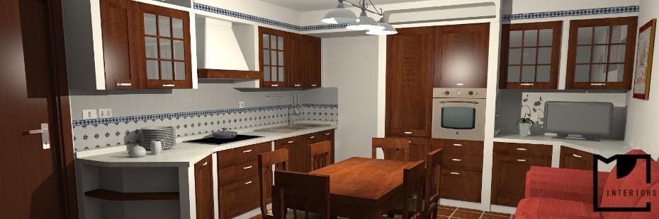 Progetto cucina in muratura - Progetti per cucine in muratura ...